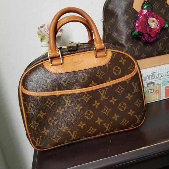 Louis Vuitton Handbags - Louis Vuitton trouville